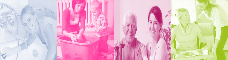 L'ADMR vous simplifie la vie : Garde d'enfants, aide aux séniors, ménage repassage ...